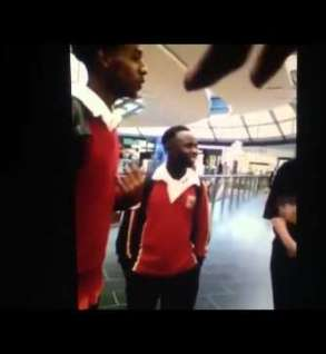 Black Students Kicked Out Of Apple Store - Accused of Potential Theft