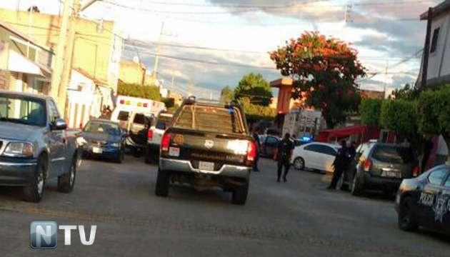 Se enfrentan policías de Jalisco y presuntos delincuentes, en Magdalena. Noticias en tiempo real