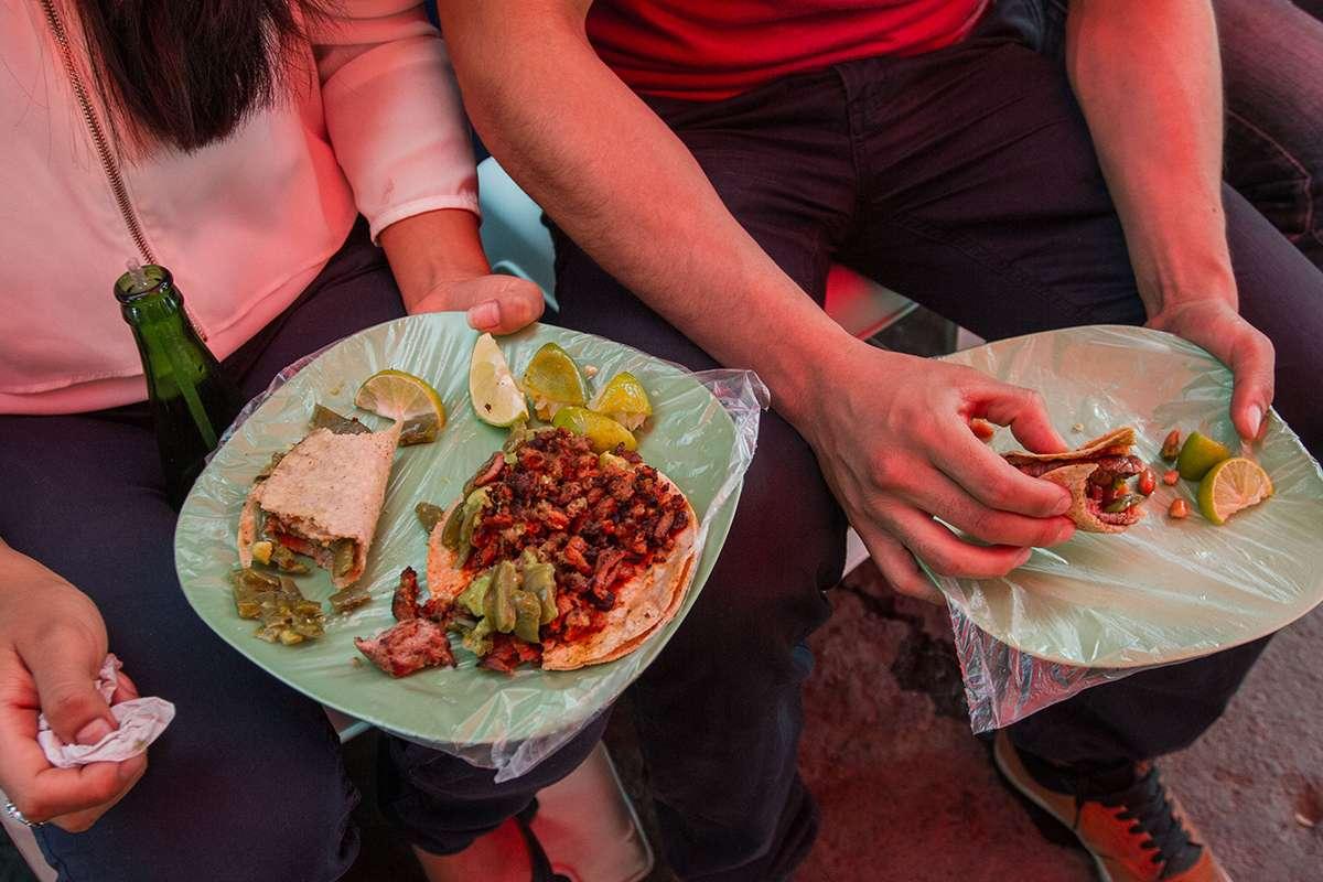 Hoy se celebra el d a del taco for Espectaculos del dia de hoy en mexico