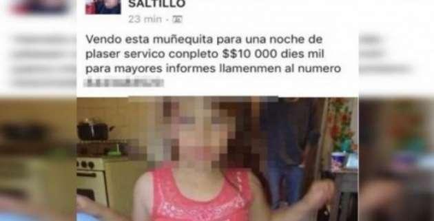 Mexico Noticias: Dan con madre y padrastro que vend�a a ni�a