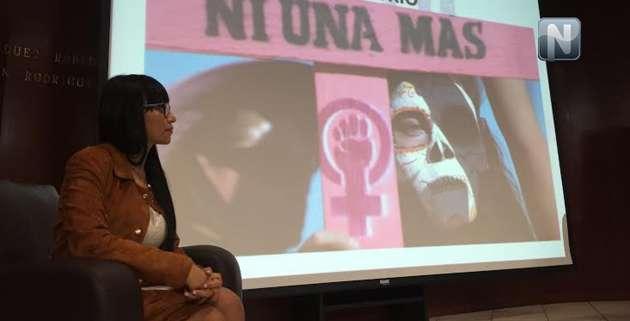 Nayarit, en quinto lugar nacional en violencia contra la mujer, afirma experta