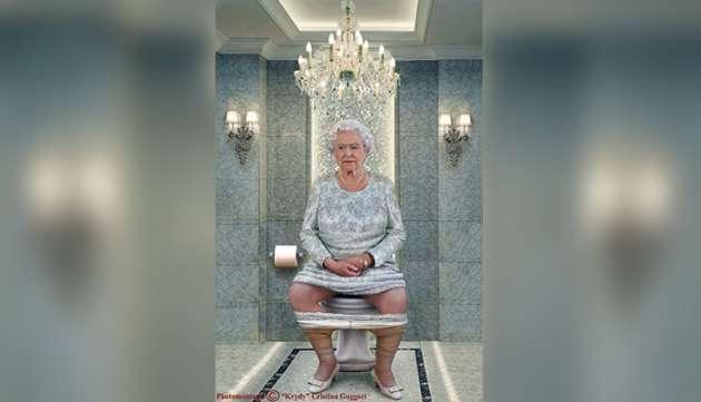 Reina Isabel de Reino Unido