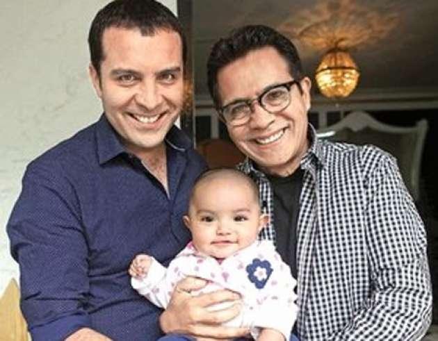 Primera adopcion homosexual en el mundo