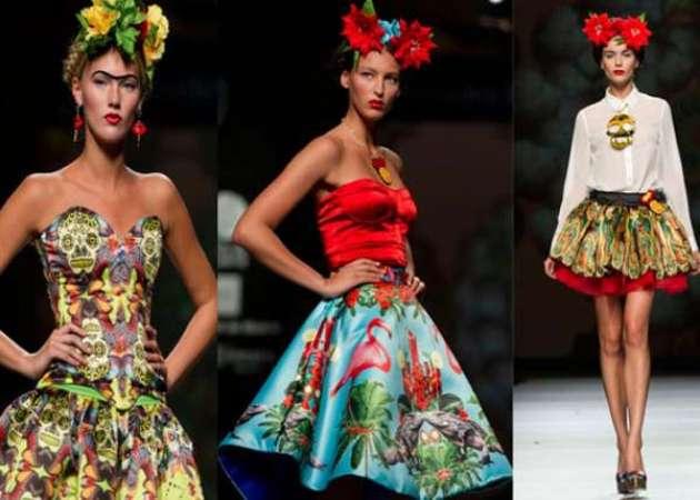 Vestidos De Kahlo Conjuntan Arte Y Moda Nayaritenlineamx