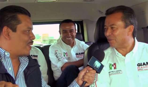 Entrevista César Camacho