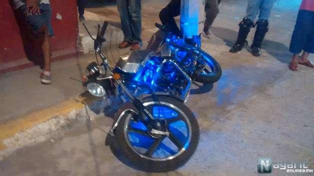 Ya multarán a motociclistas sin casco en Tepic
