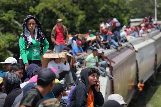 Más de 70 mil migrantes desaparecidos en México: activistas