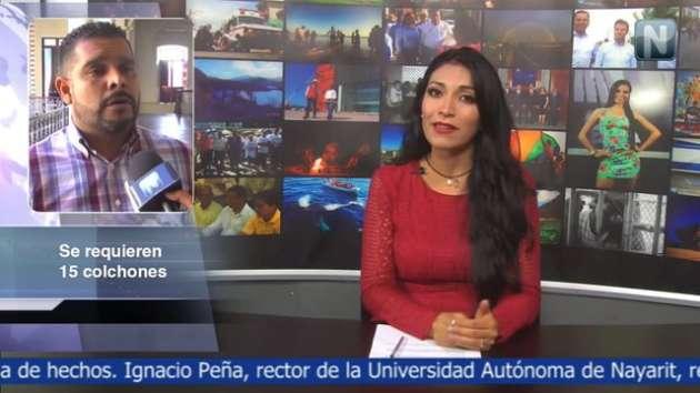 Asociación RENATO pide apoyo para entregar 15 colchones en Ministerios Hezet